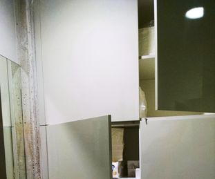 Beton Optik, Fugenlose Badezimmer, Fugenlose Boden