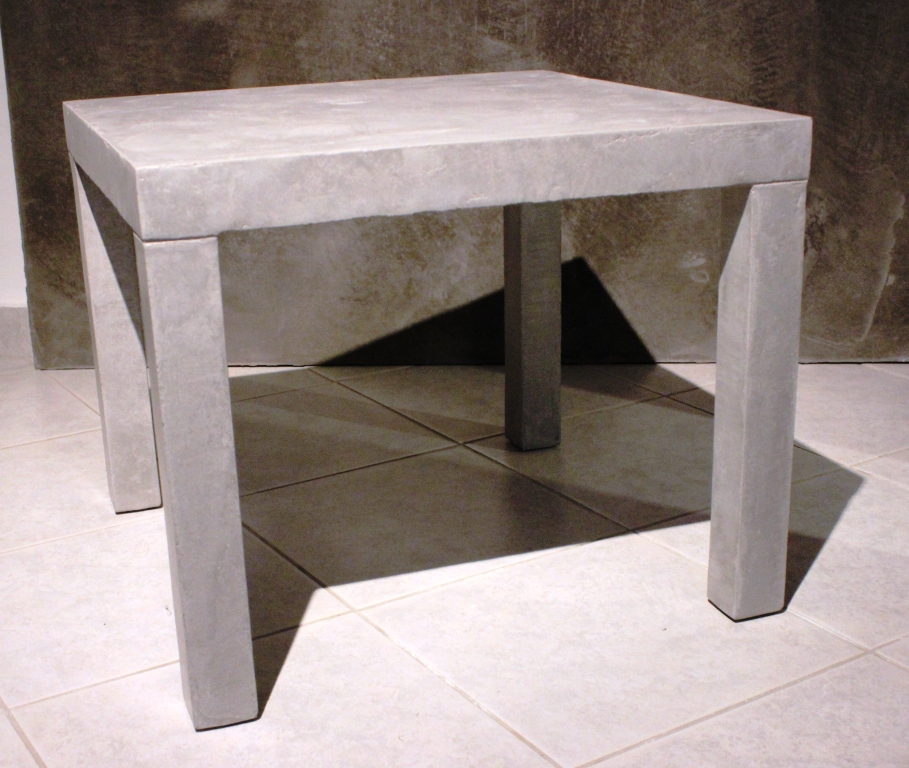 beton optik arbeitsplatte m bel aus beton. Black Bedroom Furniture Sets. Home Design Ideas